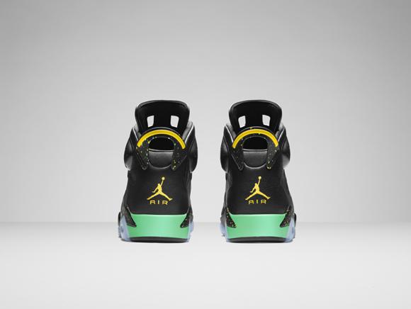 Jordan Brand Officially Unveils Brazil Pack 3