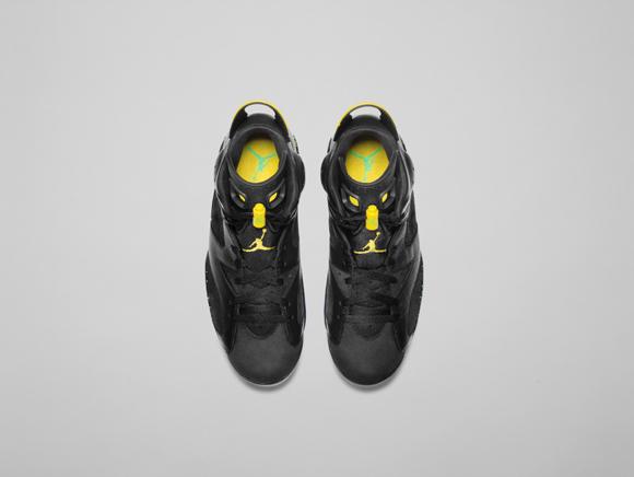 Jordan Brand Officially Unveils Brazil Pack 4