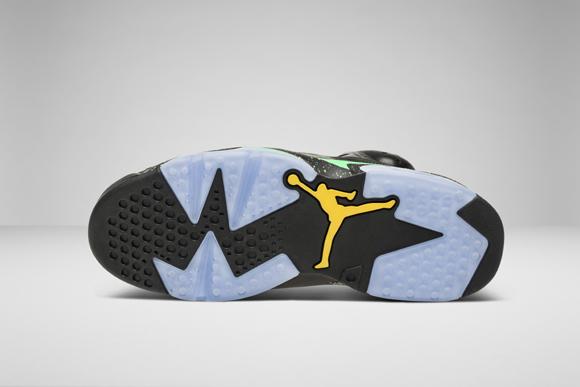 Jordan Brand Officially Unveils Brazil Pack 6