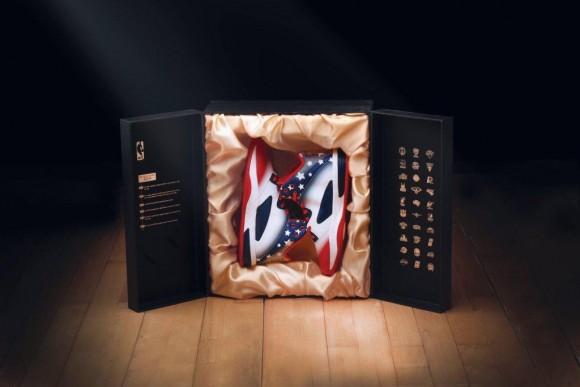 NBA Announces Limited-Editon Anniversary Sneaker 2