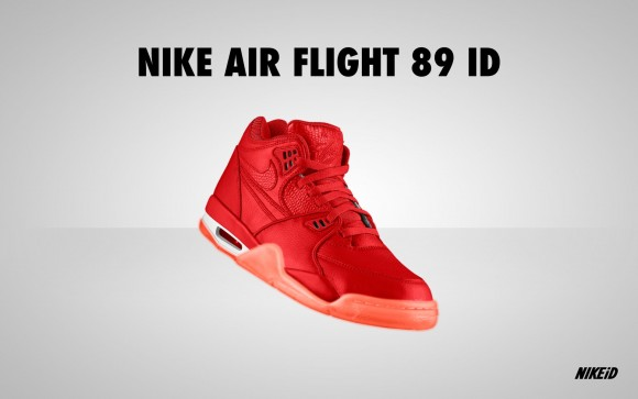 Nike Air Flight 89 Available Now on Nike iD 2
