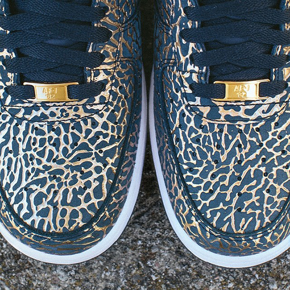 Nike Air Force 1 Low 'Gold Elephant