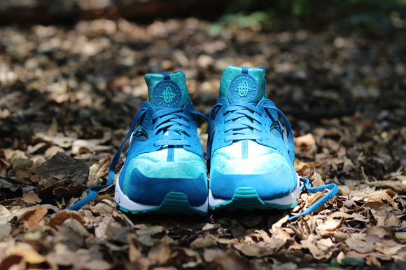 Nike Air Huarache 'Green Abyss' - Available Now 2 - WearTesters