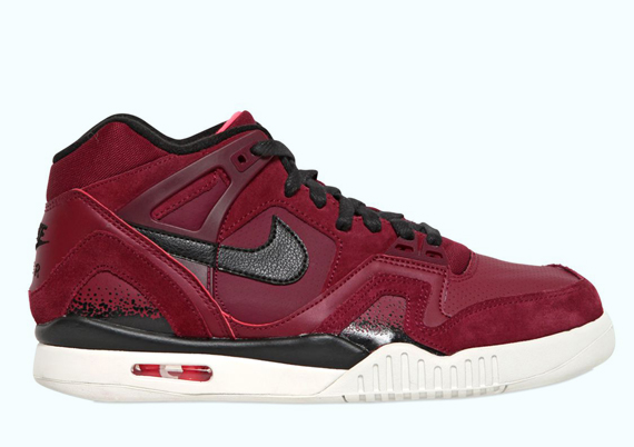 Nike Air Tech Challenge II 'Burgundy' 1