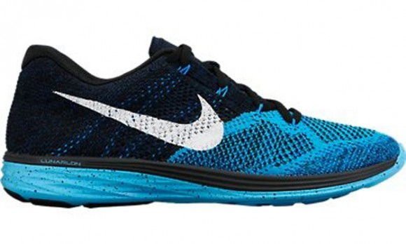 First Look: Nike Flyknit Lunar 3