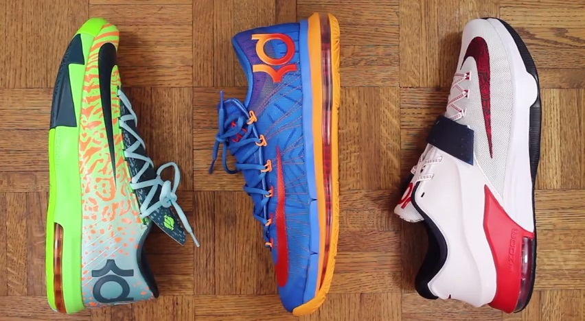 Nike KD 7 Performance Overview with MrFoamerSimpson