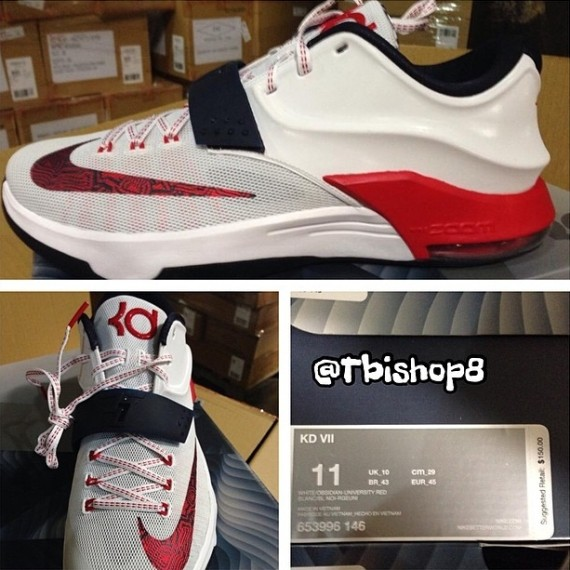 Nike KD VII - First Look 2