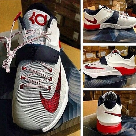 Nike KD VII - First Look 3