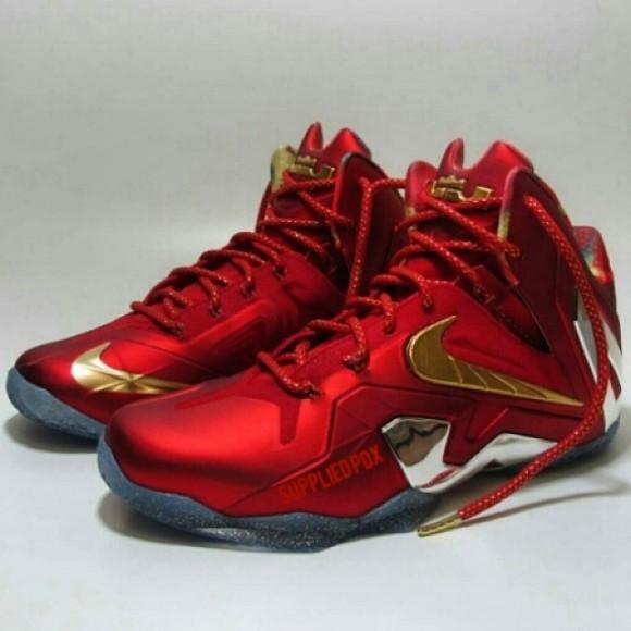 Nike LeBron 11 'Championship Pack' 1