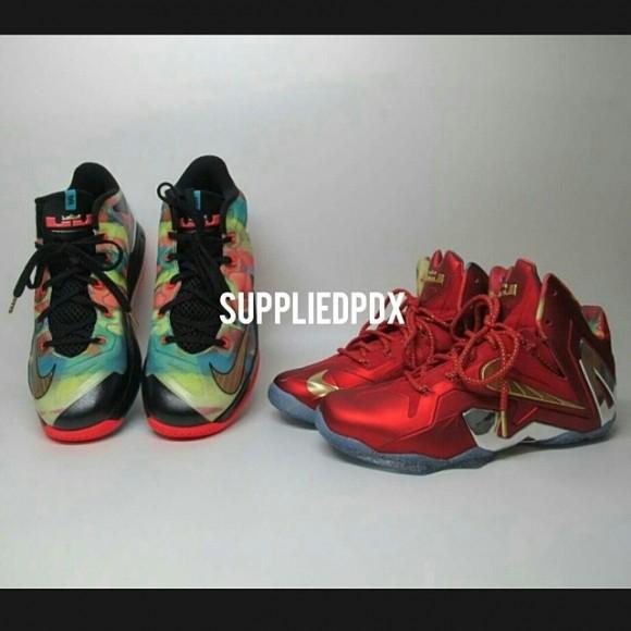Nike LeBron 11 'Championship Pack'