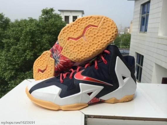 Nike LeBron XI 'USA' - Release Info 2
