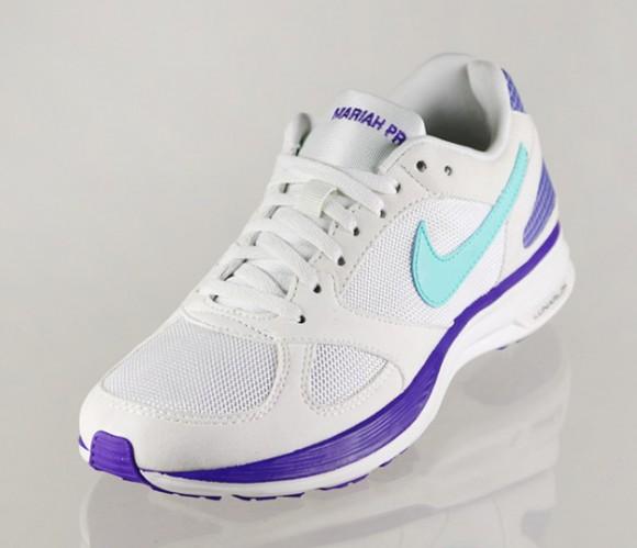 Nike Lunarspeed Mariah PR WhitePurple Teal WearTesters