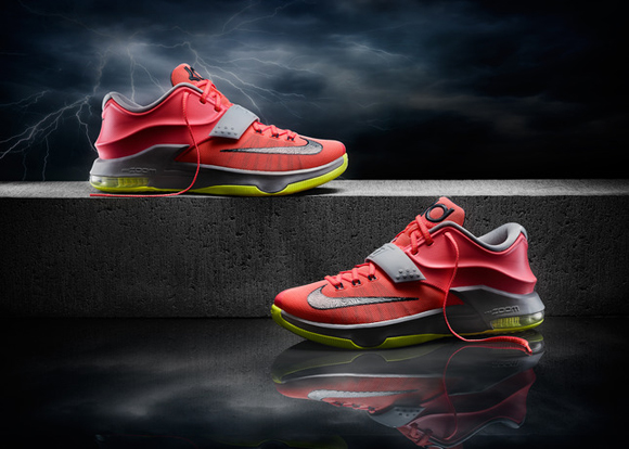 Nike Officially Unveils the Nike KD 7 2
