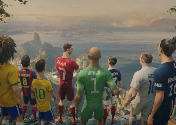 Nike Soccer – The Last Game