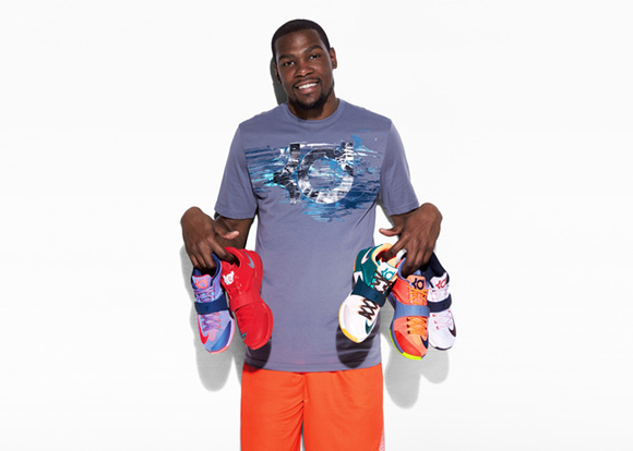 Nike Unveils Upcoming KD 7 Colorways 1