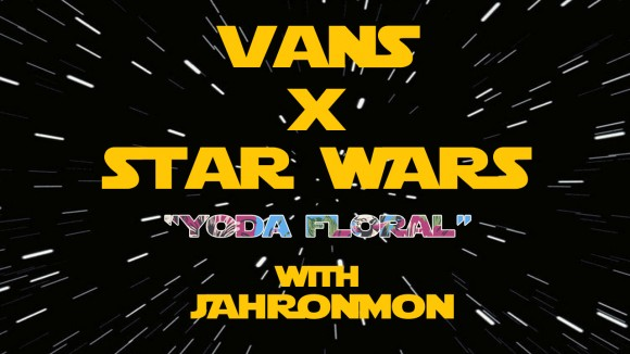 Star Wars X Vans Thumbnail