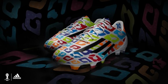 adidas Celebrates Messi's Birthday with Special Edition Cleat