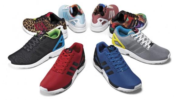 adidas ZX Flux (8 New Colorways) – Release Reminder 1