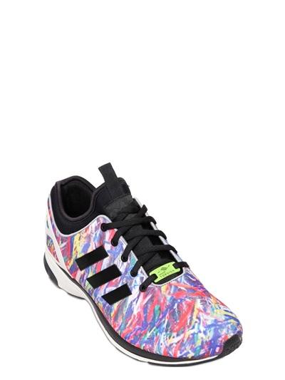 adidas zx flux zero confetti