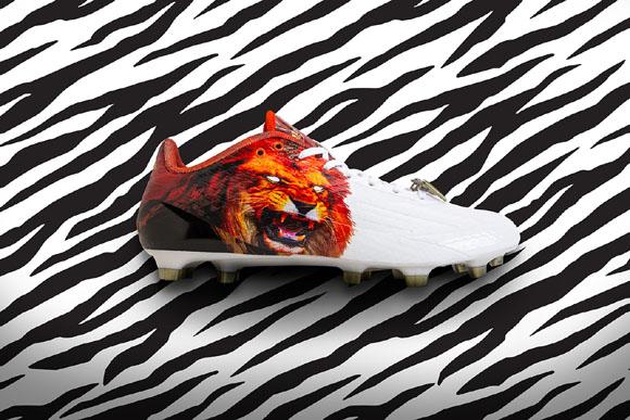 adidas x Snoop Dogg  adizero 5-Star Snoop Lion Edition Cleat 3