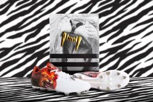 adidas x Snoop Dogg  adizero 5-Star Snoop Lion Edition Cleat 5