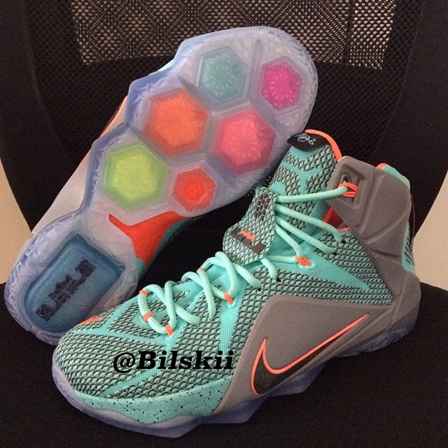 lebron 12 out