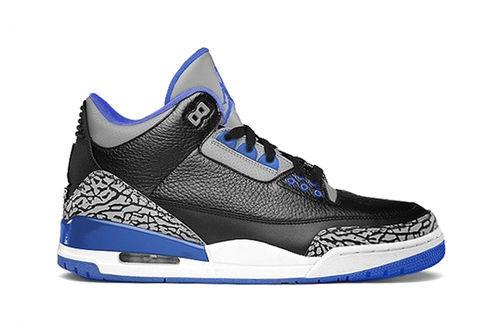 Air Jordan 3 Retro 'Sport Blue' – Available for Pre-Order