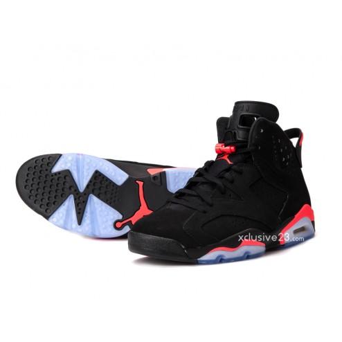 Air Jordan 6 Retro 'Black Infrared' – Detailed Look 6
