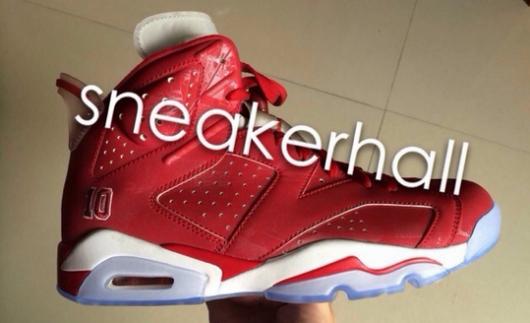 Air Jordan 6 Retro 'Slam Dunk' – First Look 1
