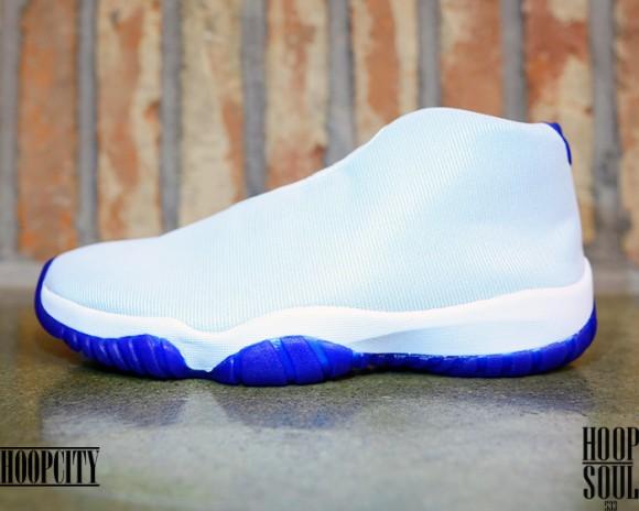Jordan Future 'Sport Blue' - Another Look 1