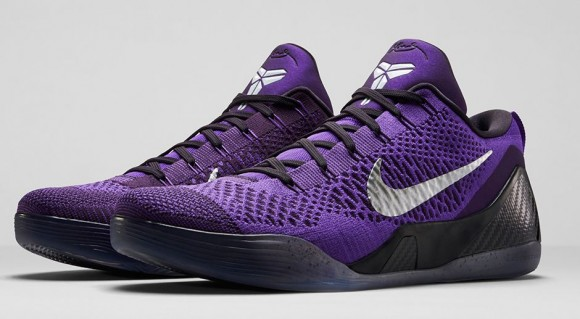 Kobe 9 Elite Low Grape