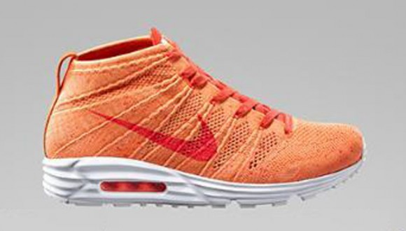 innovative design ced74 8546a Nike Air Max Lunar90 Flyknit Chukka: Release Reminder ...