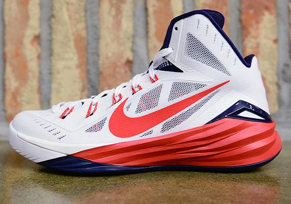 Nike Hyperdunk 2014 'USA' 1