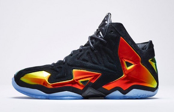 Nike LeBron 11 EXT 'King's Crown' - Official Look 2