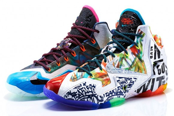 Nike LeBron 11 'What The' - Release Info