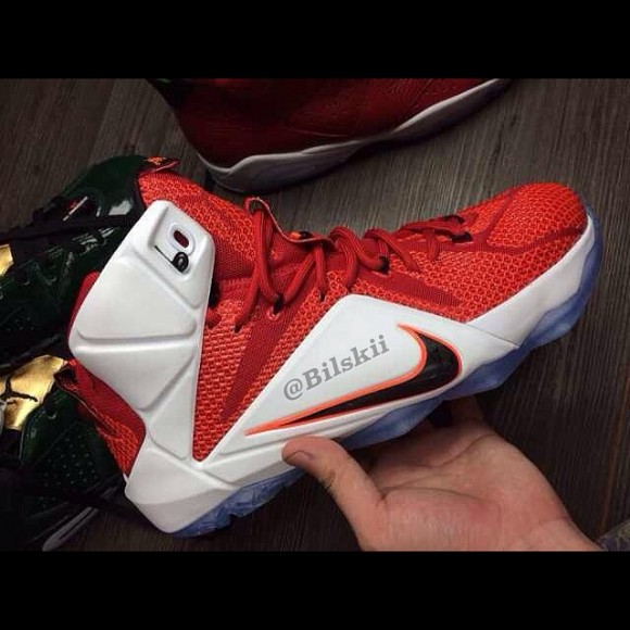 Nike LeBron 12 'Lion Heart' – Another Look