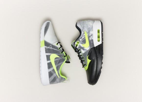 Nike Roshe Run 'Pulso Forte' & Air Max 1 'Foco Bonito' 1