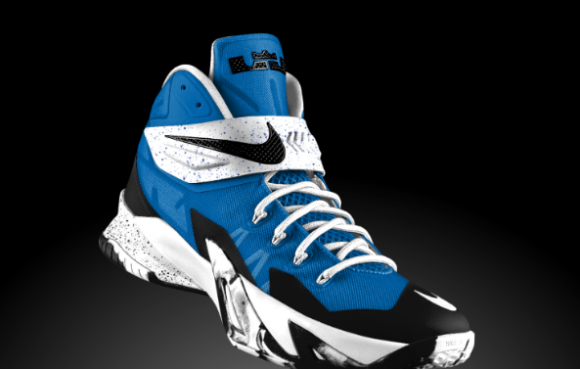 Nike Zoom Soldier VIII – Available Now at NIKEiD 1