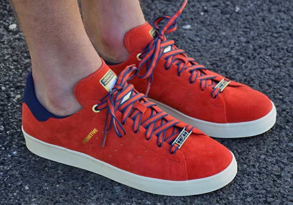 Primitive x adidas Skateboarding Stan Smith Vulc 3