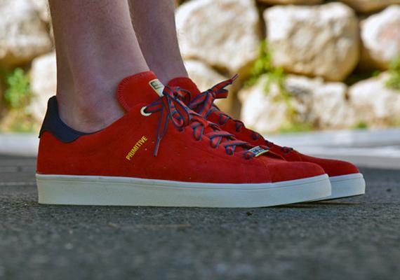 Primitive x adidas Skateboarding Stan Smith Vulc 4