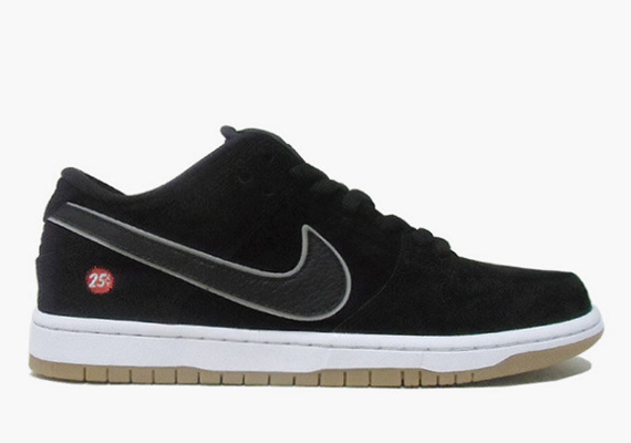 Quartersnacks x Nike SB Dunk Low 1