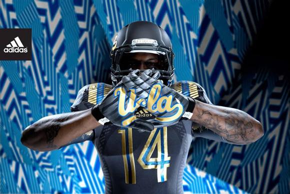 UCLA & adidas Unveil New TECHFIT Football Alternate Uniforms 1