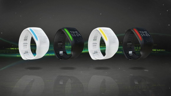 adidas Unveils the FIT SMART Training Wristband 1