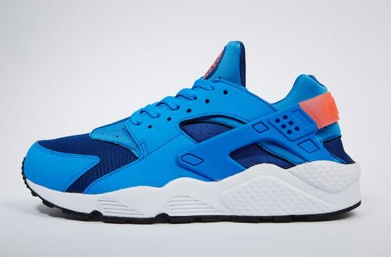 Nike Air Huarache BlueMango WearTesters