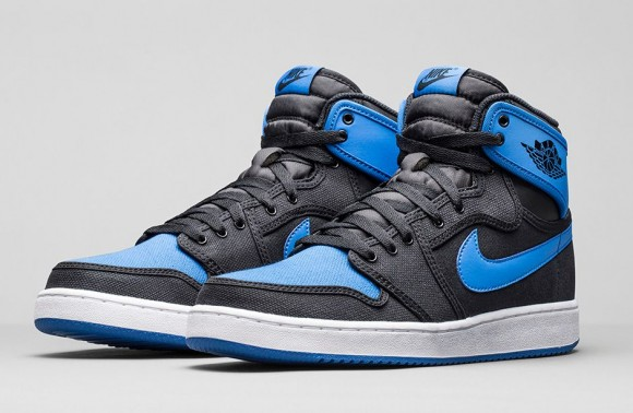 Air Jordan 1 AJKO OG 'Sport Blue' – Official Look 1