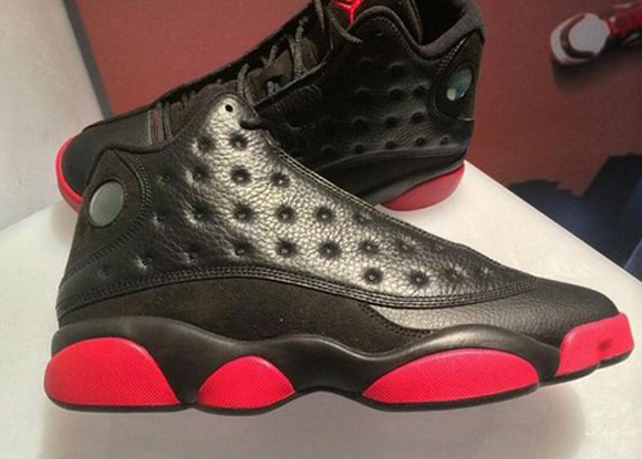 Air Jordan 13 Black  Infrared – Release Info