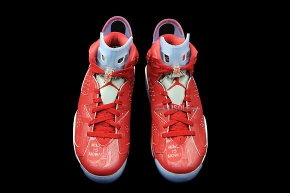 Air Jordan 6 Slam Dunk - Detailed Look-4