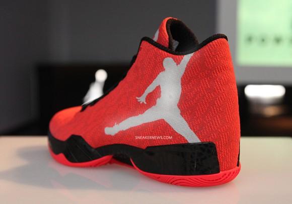 Air Jordan XX9 Infrared 23 - Quick Look 3