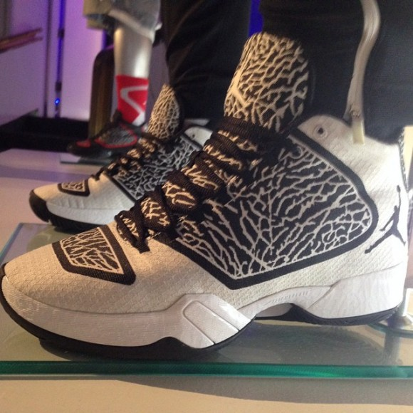 Air Jordan XX9 White: Black – First Look
