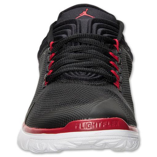 Jordan Flight Flex Trainer Black Red